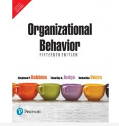 Organisational Behavior by Stephen P. Robbins