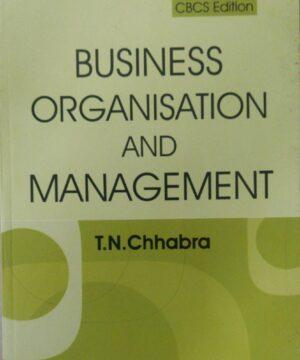 business organisation and management tn chhabra Sun India