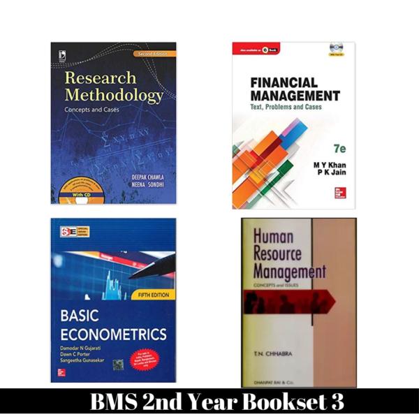 BMS 2nd year Bookset 3