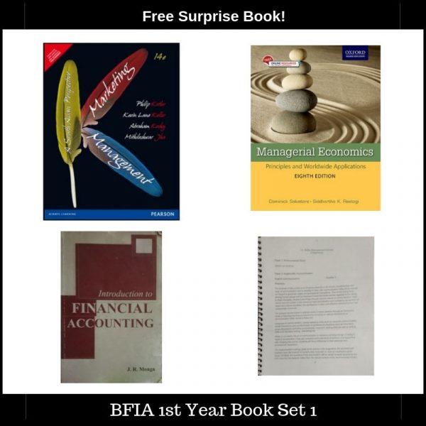 BFIA bookset 1