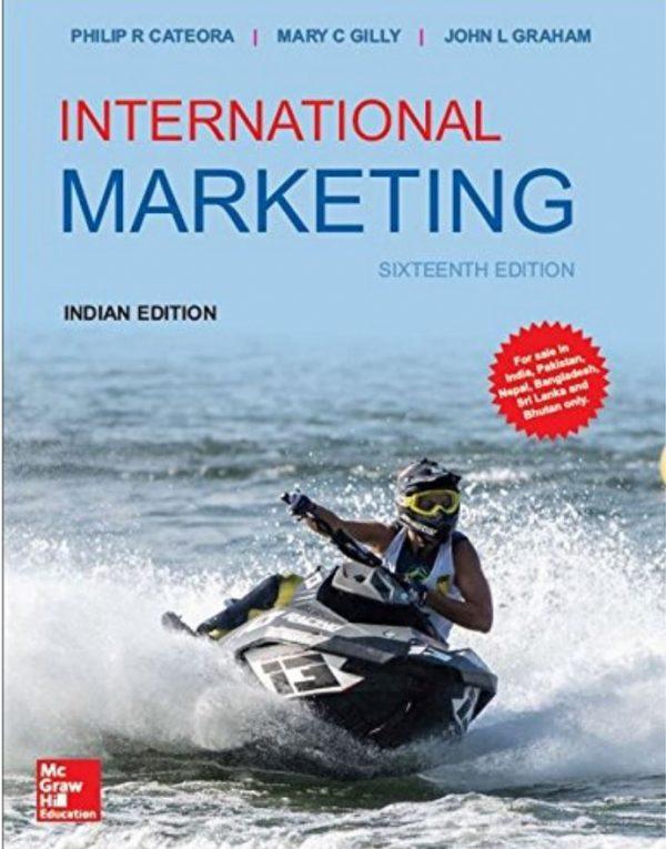 International Marketing by Philip R Cateora
