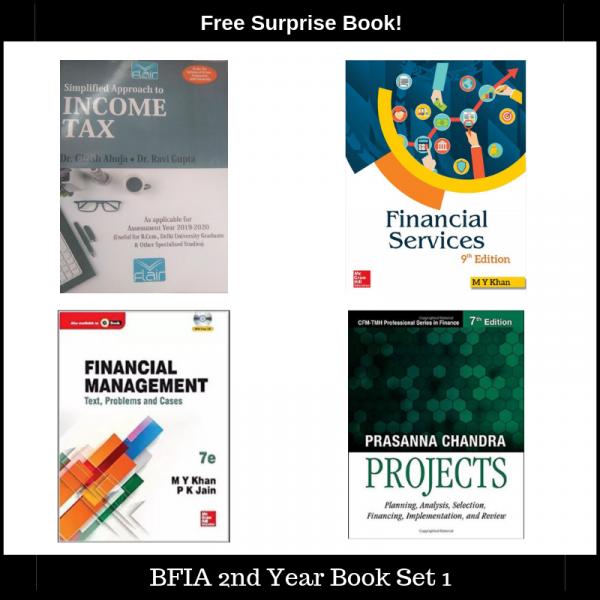 BFIA Bookset