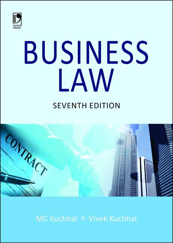 business law mc kuchhal