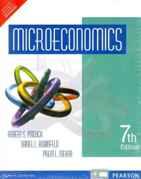 Microeconomics by Pindyck