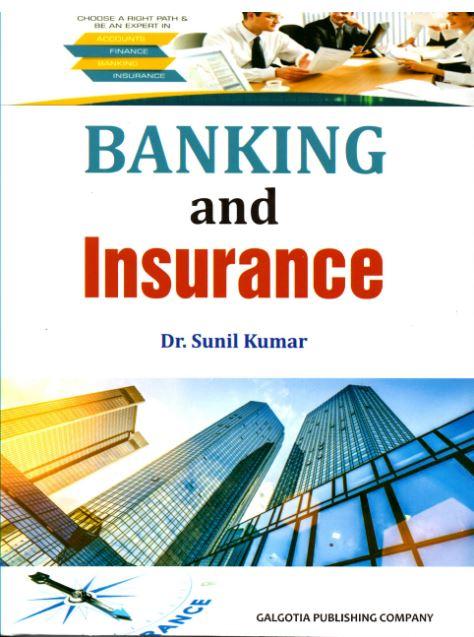Banking and Insurance Sunil Kumar