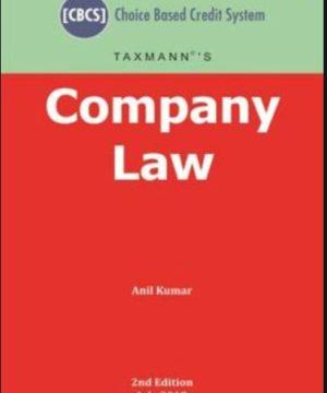 Company law Anil Kumar