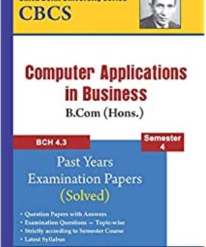 Computer Applications in Business shiv das