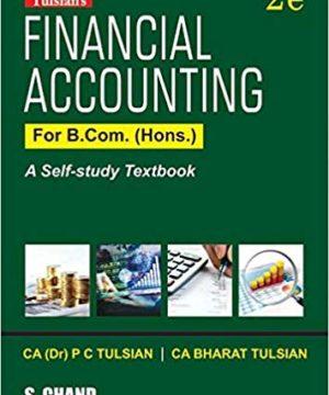 Financial Accounting PC Tulsian