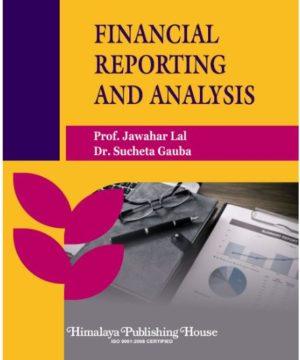 Financial Reporting and Analysis jawahar lal