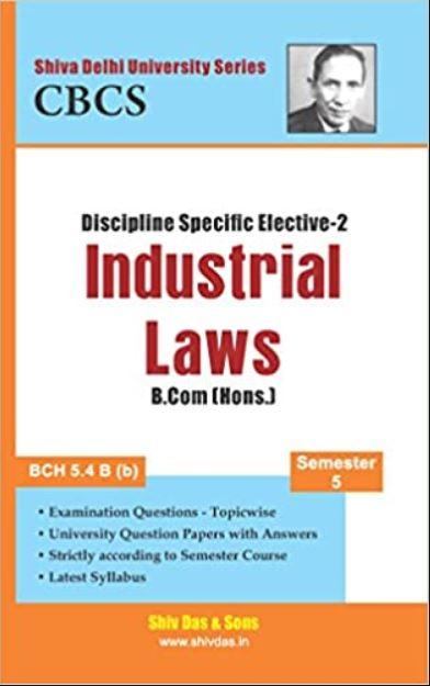 Industrial Laws shiv das