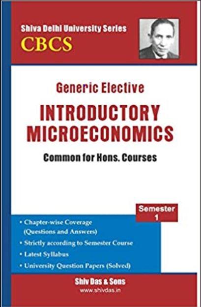 Introductory Microeconomics