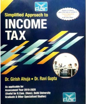 Simplified Approach to income tax