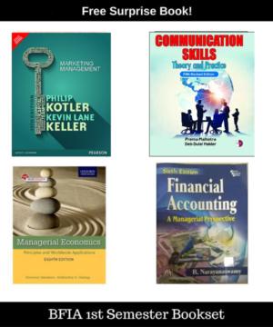 BFIA Semester 1 Bookset