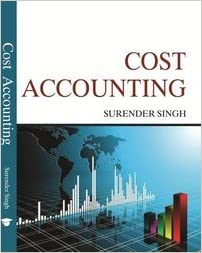 Cost Accounting Surendra Singh