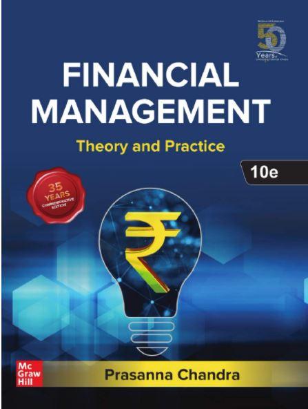 Financial Management Prasanna Chandra