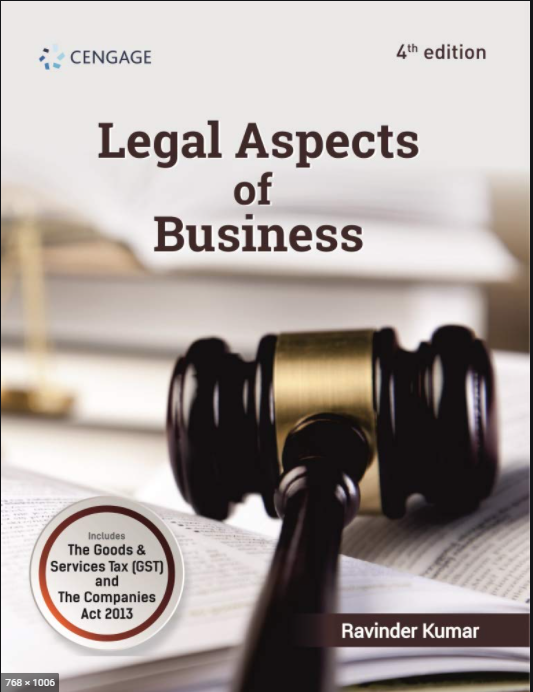 Legal Aspects of Business Kumar