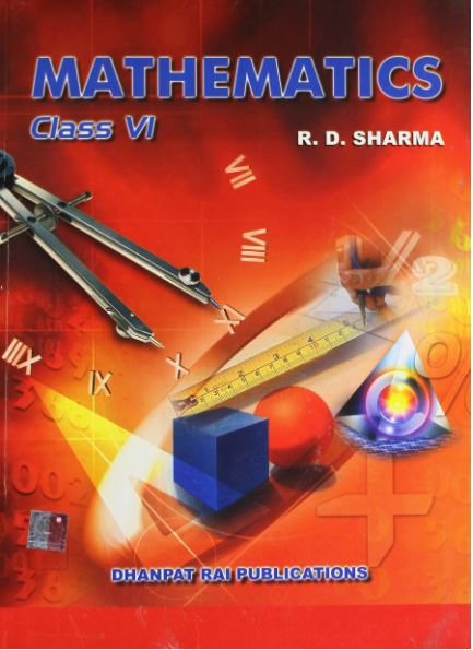 Mathematics Class 6 by R D Sharma
