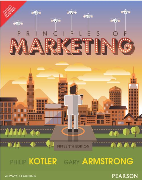 Principle of marketing kotler