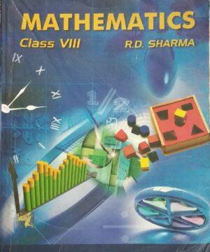 Mathematics Class 8 by RD Sharma
