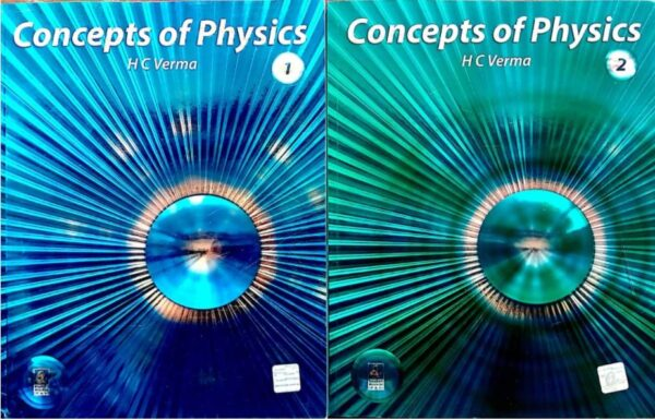Concepts of Physics Part 1 & 2