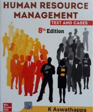 Human Resource Management Aswathappa