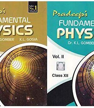 Pradeep Fundamental of Physics Class 12