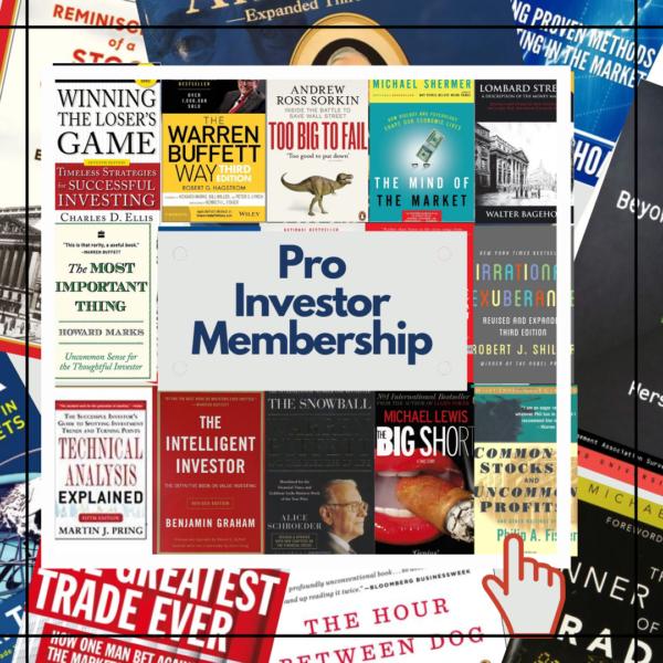SB Pro Investor Membership