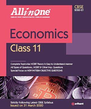 Arihant All In One Economics CBSE Class 11
