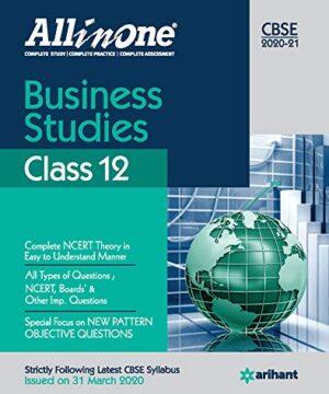 Arihant All In One Business Studies CBSE Class 12