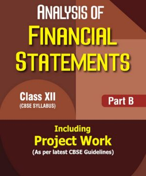 Apc Analysis of Financial Statements Class XII, Part-B