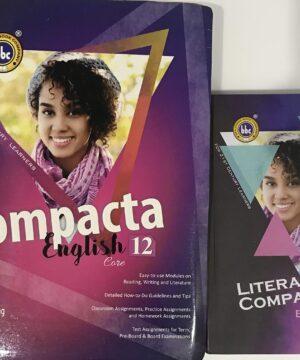 BBC Compacta English (Core) For CBSE Class 12