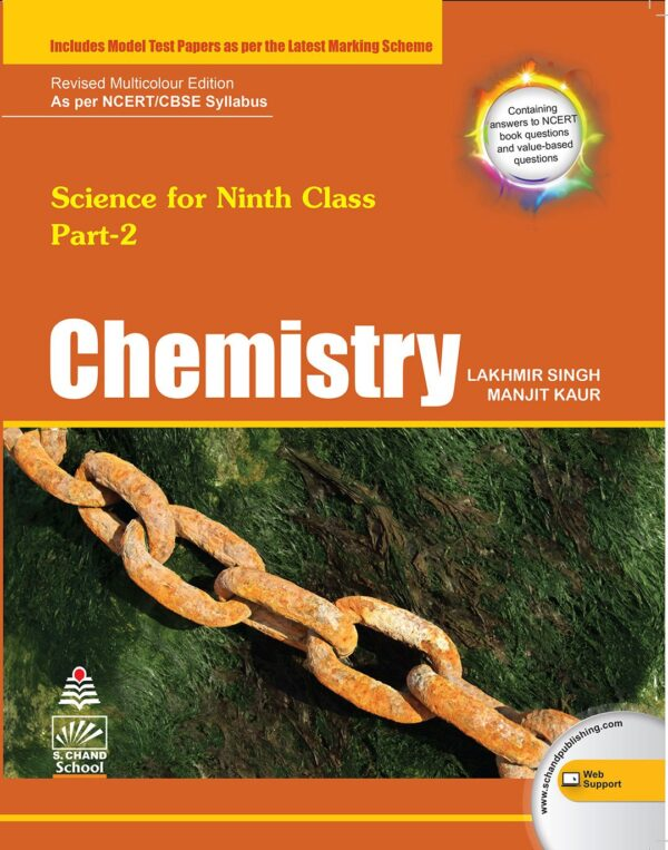 Science for Class 9 Part-2 Chemistry by Lakhmir Singh