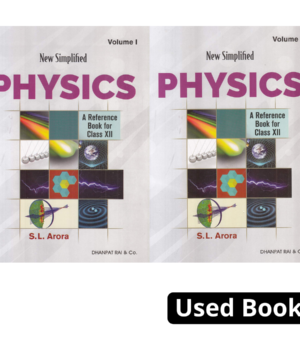 New Simplified Physics : A Reference Book for Class 12