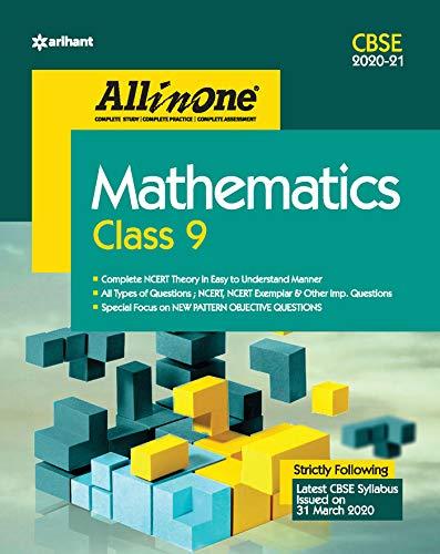 CBSE All In One Mathematics Class 9