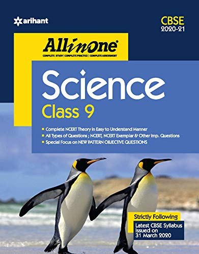 All in one Science Class 9