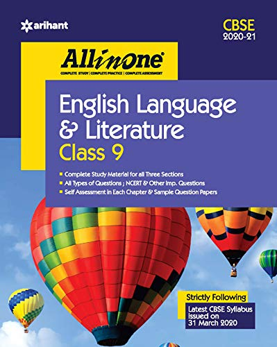 All in One English Language & Literature