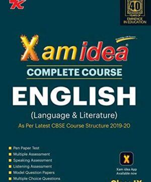 Xam Idea Complete Course English for CBSE Class 9 -