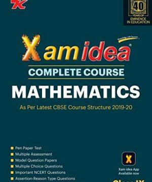 Xam Idea Complete Course Mathematics for CBSE Class 9