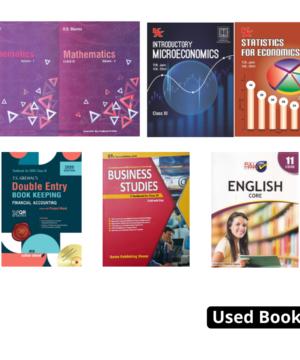 Class 11th All SET for (ACCOUNTS,B STUDIES,MATHS,ENGLISH,ECONOMICS) GUIDE