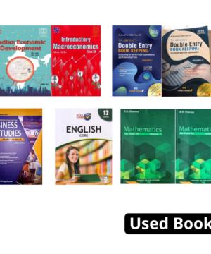 Class 12th All SET For (Accounts, Maths, English,Bstudies, Economics) GUIDE