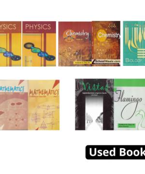 Class 12th NCERT Books Set- English (PCMBE)