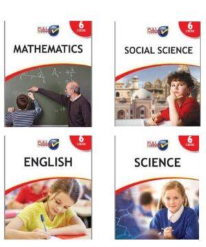 Full Marks Set Class 6