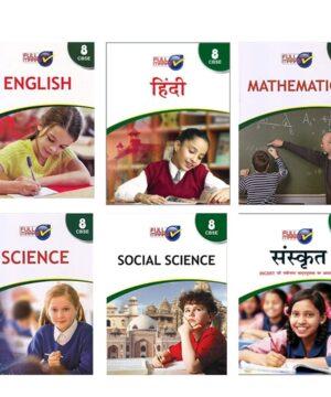 Full Marks Set Class 8