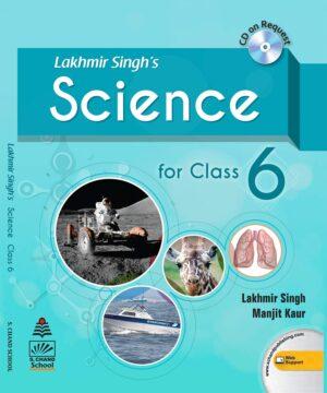 Science Lakhmir Singh Class-6