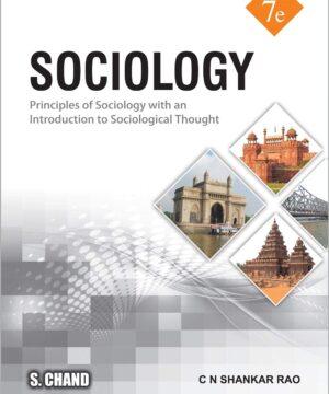 Sociology CN Shankar Rao