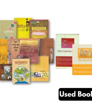 Class 10th NCERT Bookset + Mathematics + Science Exemplar (12 Books Set)
