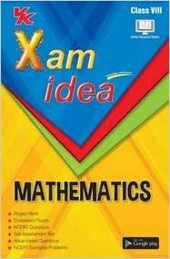 Xam Idea Mathematics 8