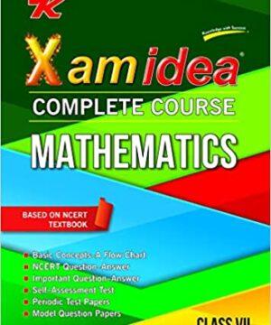 Xam Idea Maths 7