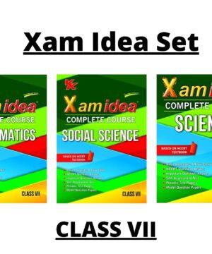 Xam Idea Set Class 7