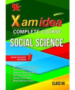 Xam Idea Social Science 7